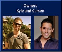 Kyle and Carson owners of Wealthy Affiliate