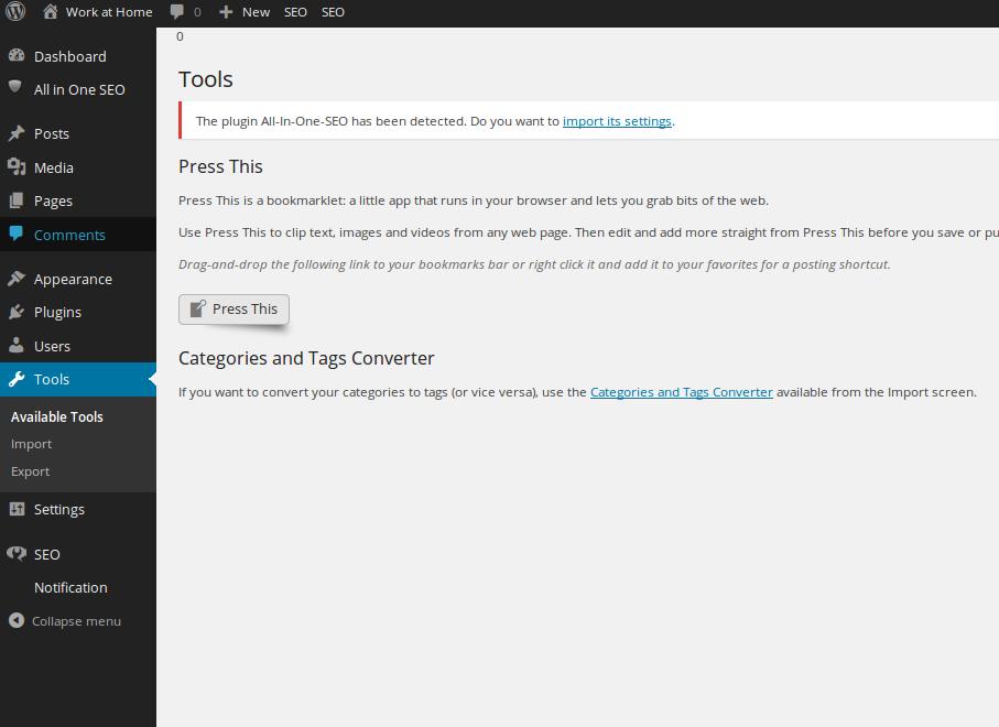 Wordpress plugin les voor beginners
