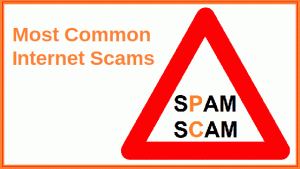 Most Common Internet Scams