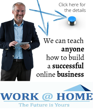 work at home the future is yours