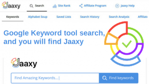 Google Keyword tool search, and you will find Jaaxy
