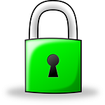 SSL Security Green Padlock