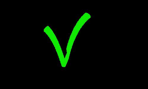 V 1 green