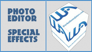 photo editor special effects