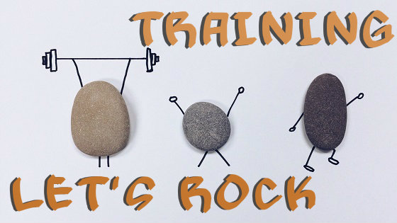 training lets rock, free wordpress website training