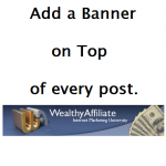 Advertise on your Website