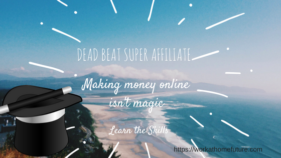 Deadbeat Super Affiliate, report on this program