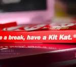 Take a break, have a kitkat