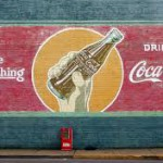 Coca Cola, it's the real thing
