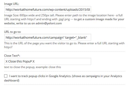 Open an URL in a New Tab