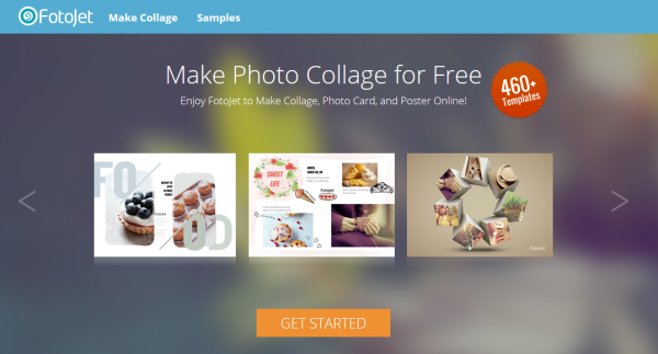 Free Graphic Design Software from FotoJet