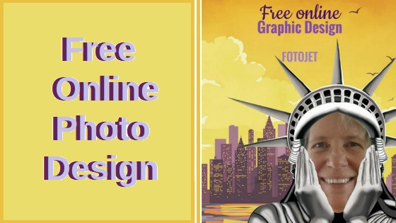Free Graphic Design Software Online From Fotojet Work At Home