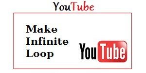 Youtube infinite loop