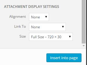 settings for spacebar