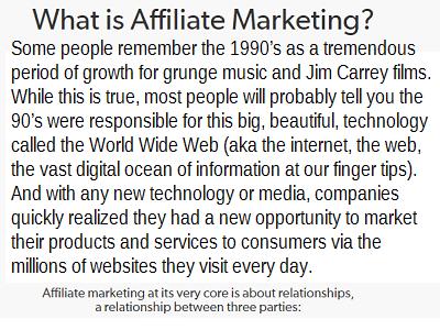 CJ affiliate network