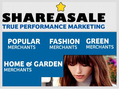 Shareasale, true performance marketing