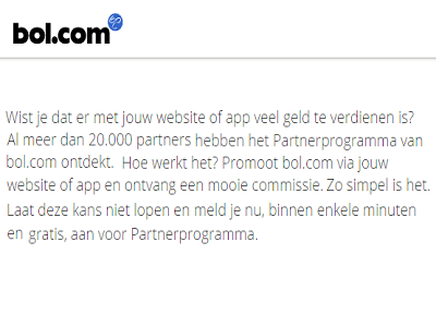 Word partner van Bol.com