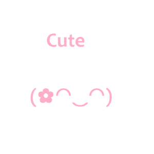 Japanese emoticons cute