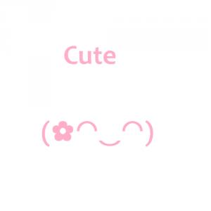Japanese emoticons cute