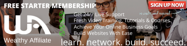 Wealthy Affiliate join today