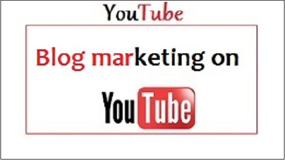 Youtube Blog Marketing