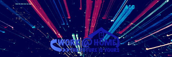 Image: Work at home - the future is yours