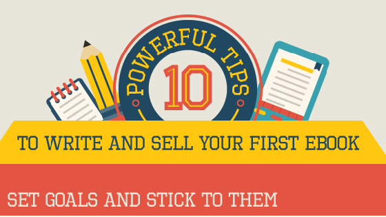 10 Steps to writing an ebook