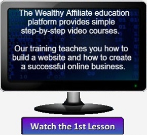 Watch a free lesson at Wealthy Affiliate