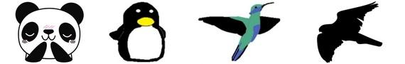 Google updates panda penguin hummingbird hawk