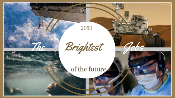 The brightest jobs of the future 2050