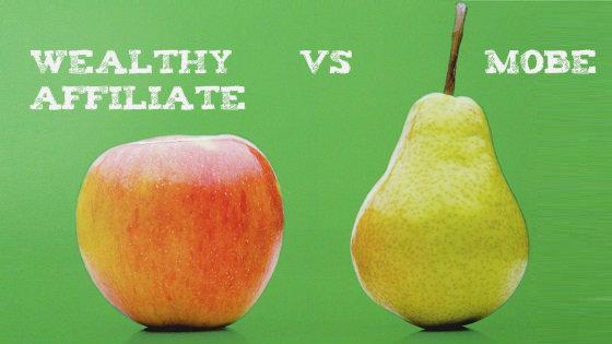 Wealthy Affiliate Premium vs Mobe Silver