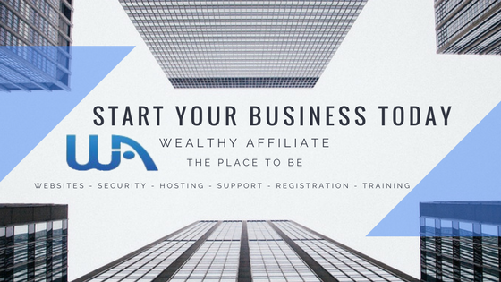 START YOUR BUSINESS TODAY
