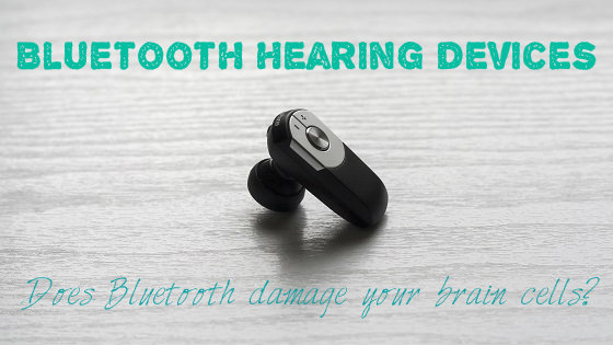 Bluetooth hearing devices