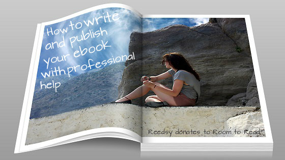 How To Write And Publish An eBook