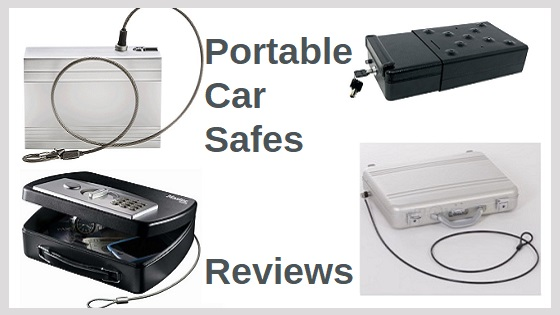 Portable car safes reviews