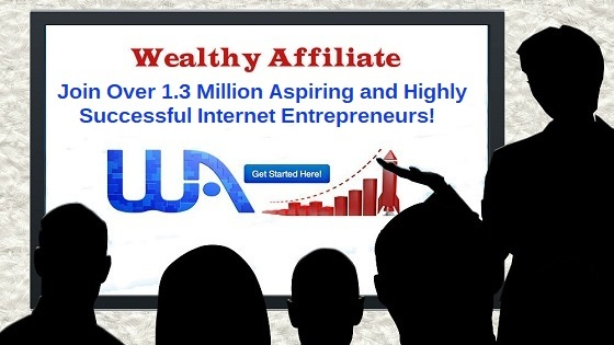 work at Wealthy Affiliate