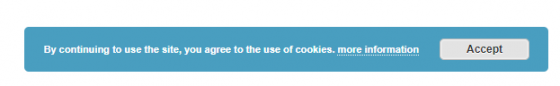 EU cookie law plugin