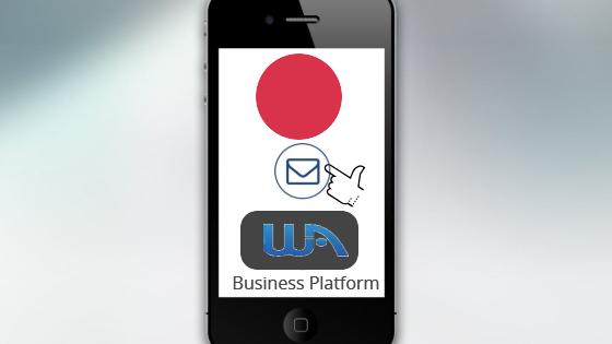 WA Business platform