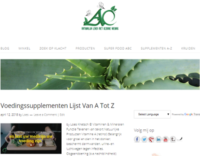 aloesvera.siterubix.com gezond online