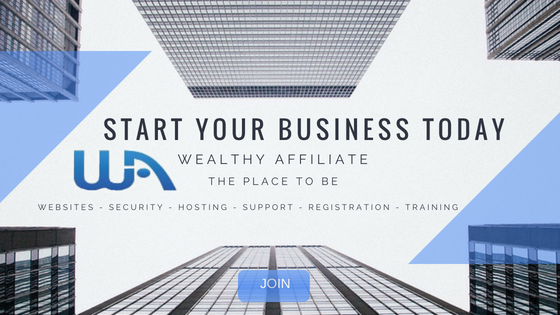 Blog ad START YOUR BUSINESS TODAY JOIN