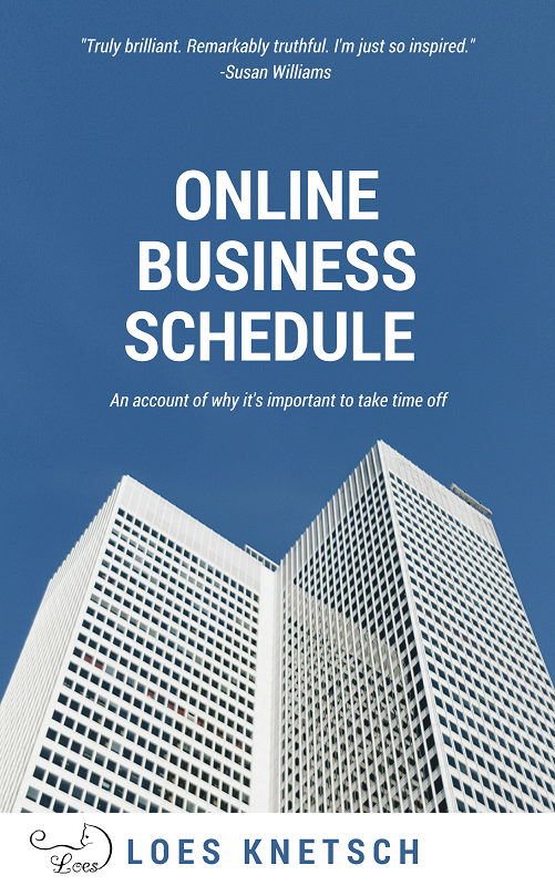 Online Business Schedule