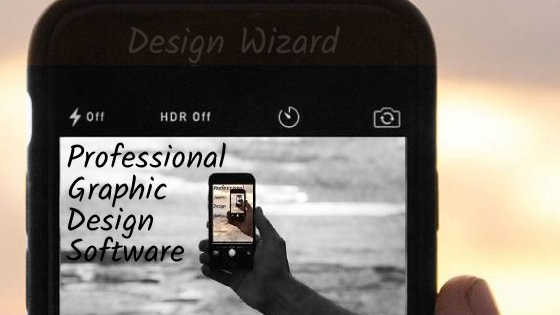 professional graphic design software wizard