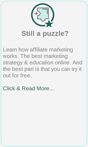Affiliate marketing a puzzle to you