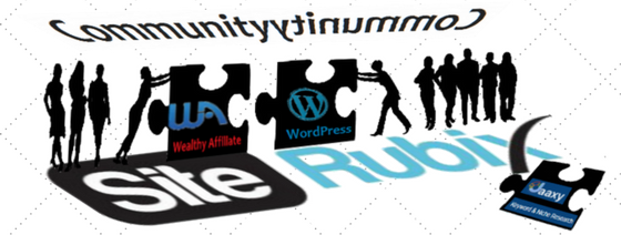 Wordpress wealthy affiliate jaaxy siterubix