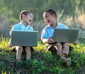 laptop wifi outdoor