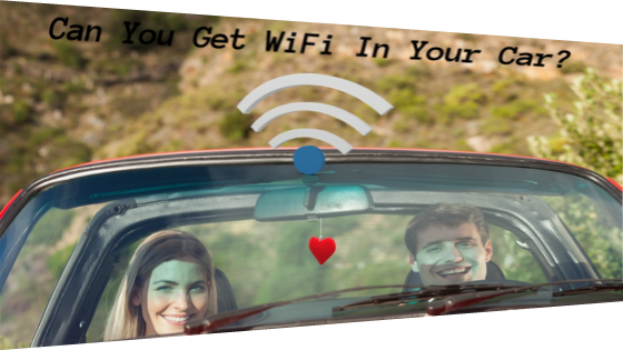 get MIFI in your car, Car Wifi