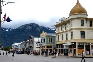 Alaska village