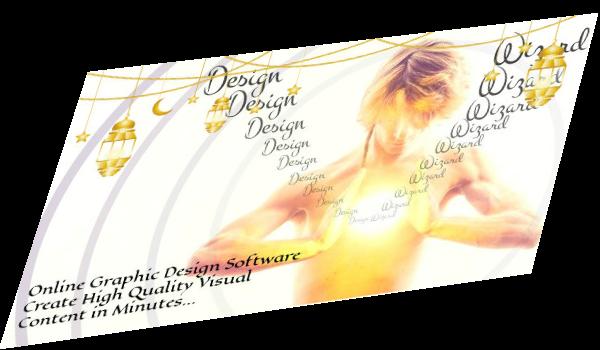 Design wizard online editor