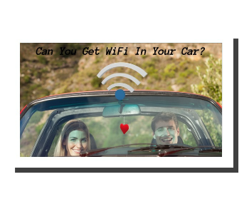 Get wifi in your car, shattered gallery