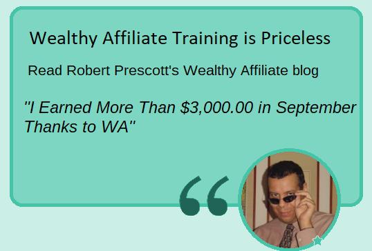 Robert Prescott - I earned more than 3.000.00 in September